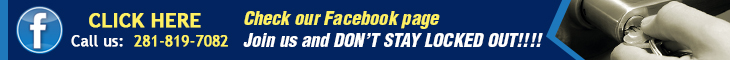 Join us on Facebook - Locksmith Rosenberg
